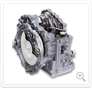 CVT for medium FWD vehicles